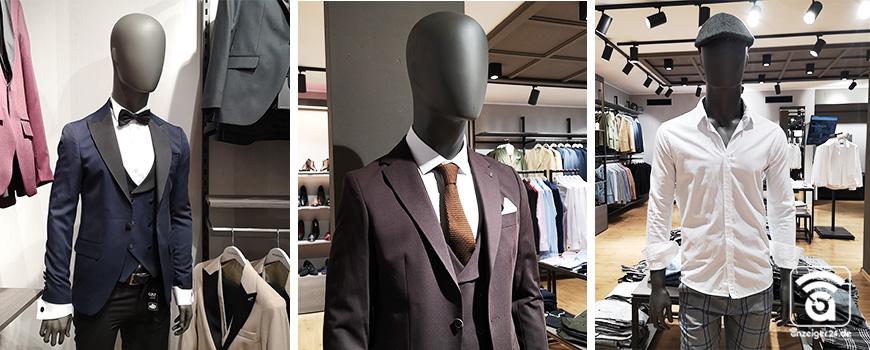 Herrenboutique Patrón Hilden: Hemden – handverlesen ausgesucht