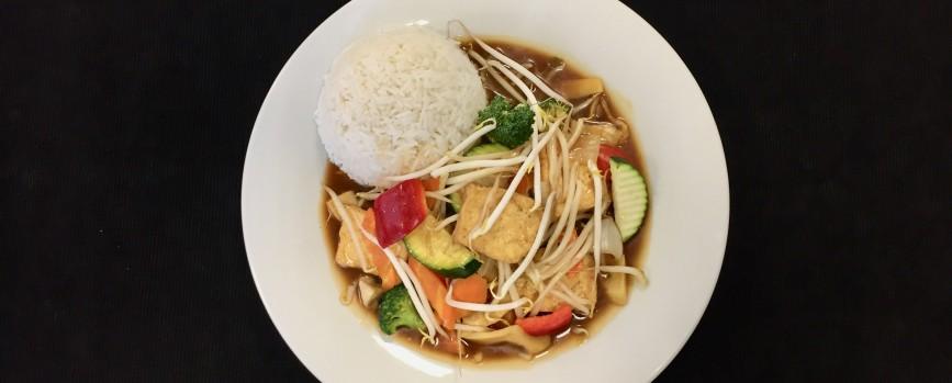 Asia Imbiss in Langenfeld bietet vegetarische Köstlichkeiten