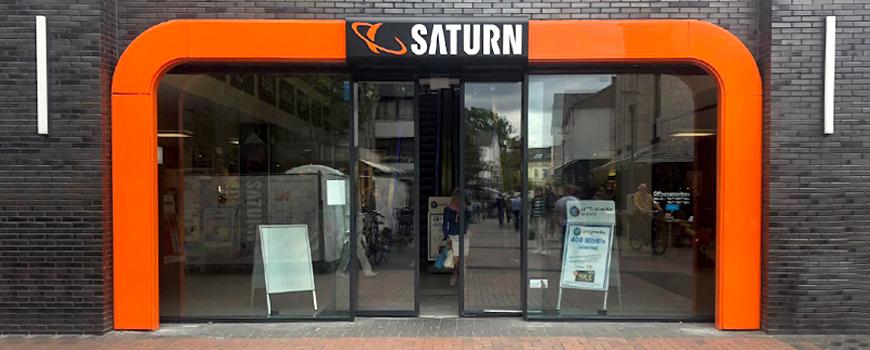 Saturn Hilden öffnet wieder - mit kleinerer Fläche