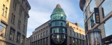 Einkaufen in Düsseldorf: Schadow Arcaden