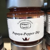 Papaya Pepper Dip
