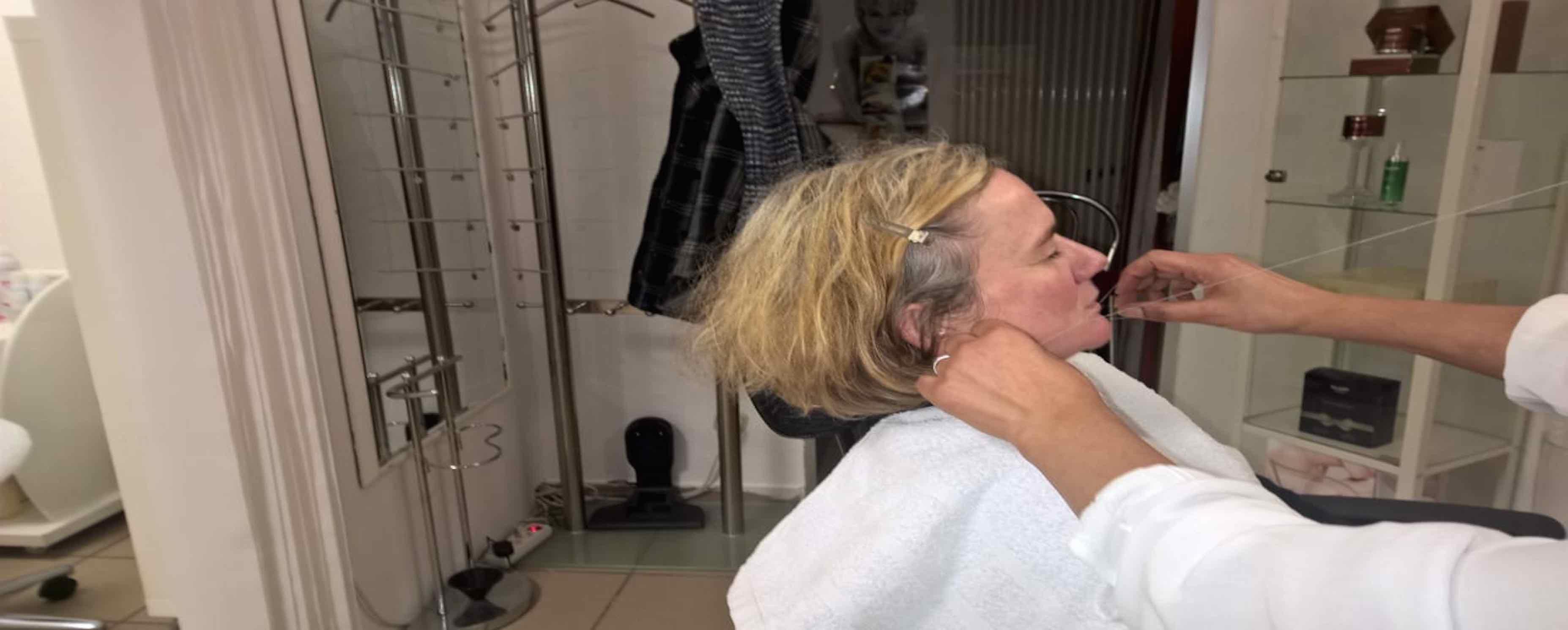 Wie wirkungsvoll ist die Haarentfernung mit Fadentechnik?