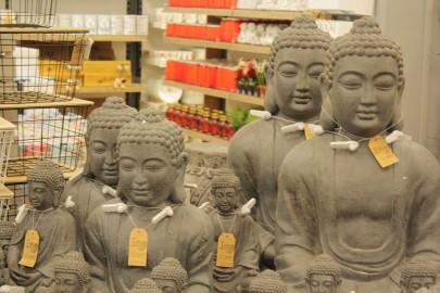 Seit der Neuaufstellung 2010 werden die Waren in einer hellen und freundlichen Atmosphäre präsentiert
