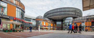 Einkaufen in Leverkusen: Die Rathaus Galerie (A-K)