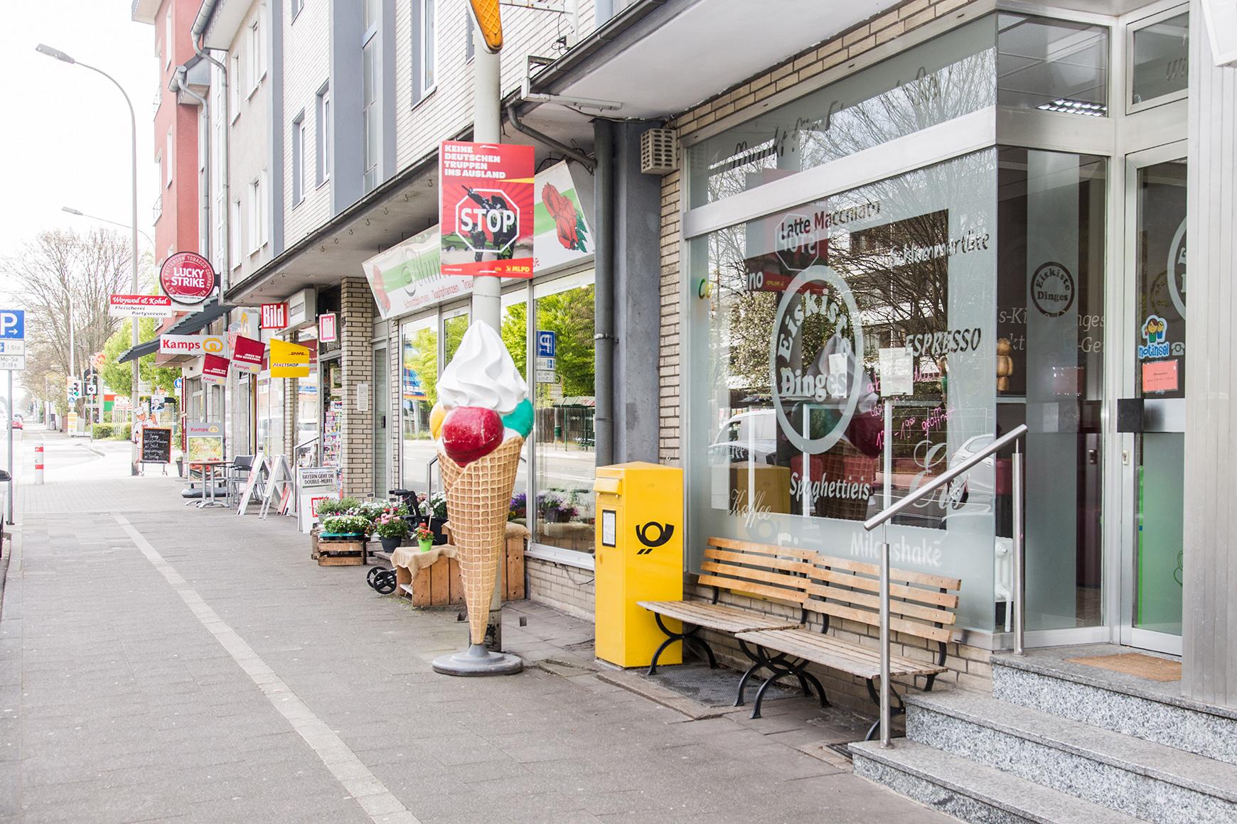 Eisdiele Dinges Walderstraße 272