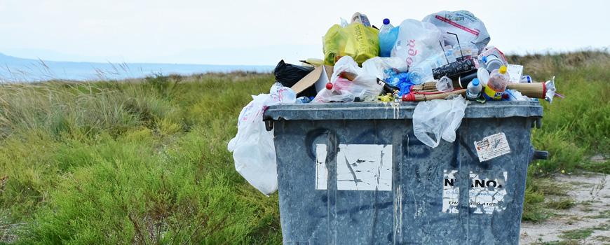 Umweltministerin: Bis 2021 sollen Einwegplastik-Produkte verschwunden sein