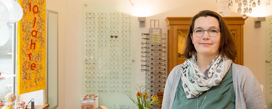 Gruitener Optiker augenweide feiert 10 Jahre rund um's Gute Sehen