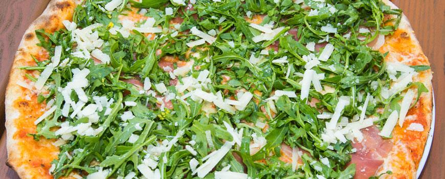 Pizza Lieferservice: Markt 8 in Hilden