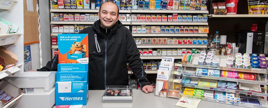 Getränkeshop Hilden: Jetzt auch mit Hermes-Paketshop