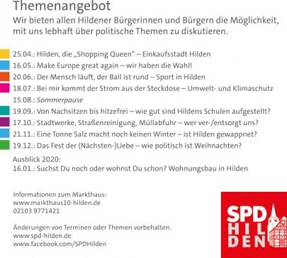 #OpenSPD Hilden