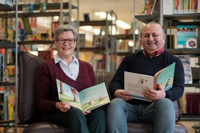Stadtbücherei Hilden Jaraj liest vor
