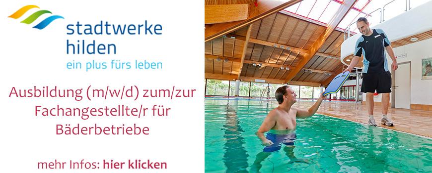 Ausbildungsboerse-Banner-Stadtwerke-Baederbetriebe