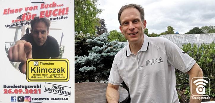 Thorsten Klimczak: Einer für Alle? Alle für einen?