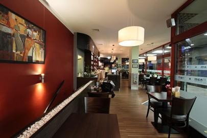 Das nam Hilden bietet ein tolles Ambiente - Sushi Hilden