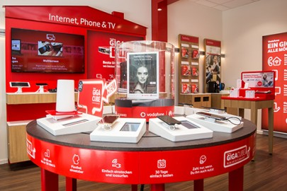 Vodafone Handy- und Internetanbieter