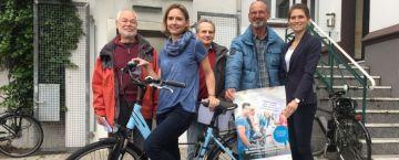STADTRADELN – Preisverleihung beim Haaner Sommer