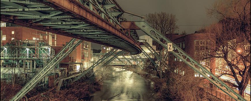Die Wuppertaler Schwebebahn – Der Puls Wuppertals