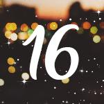Adventskalender Nummer 16