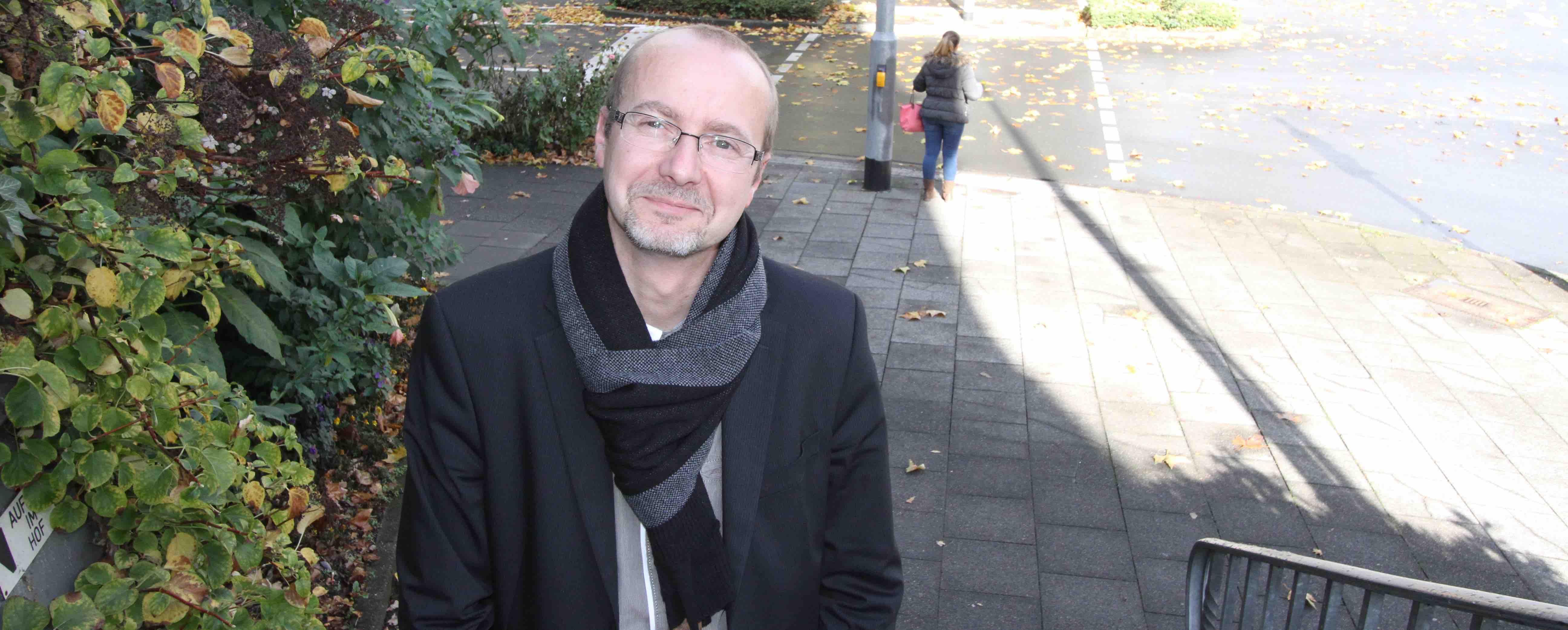Michael Schneider ist der neue Leiter des Amtes für Soziales und Integration