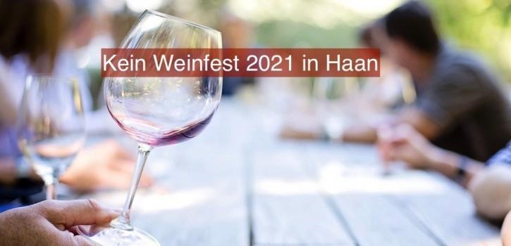Hier das Statement der Stadt zur Absage des Weinfestes 2021: