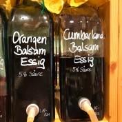 Whisky Balsam Essig