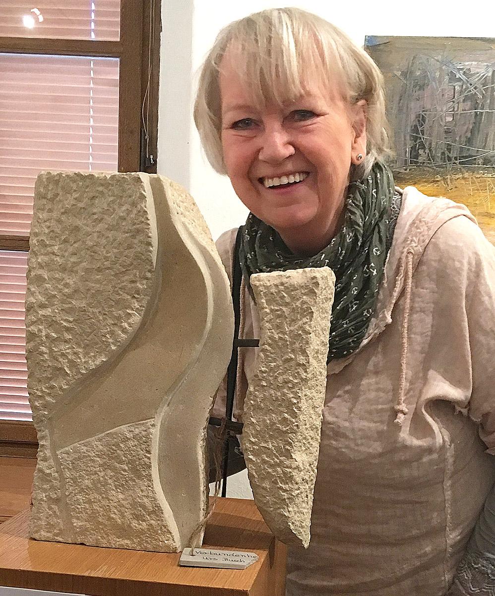 Ute-Busch-Haus-Hildener-Kuenstler-Skulpturen-Ausstellung