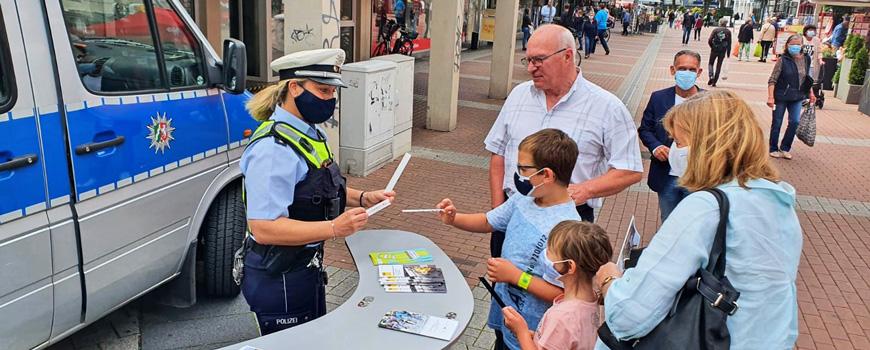 Projekt Korrekt: Schwerpunktkontrolle der Polizei in Langenfeld