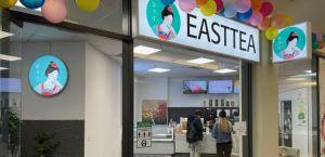 Neueröffnung: EASTTEA in der Stadtgalerie