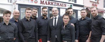 Restaurant Markthaus in Hilden unter neuer Führung