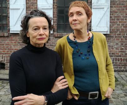 Katharina Gun Oehlert (l.) und Karola Pasquay (Archivfoto)
