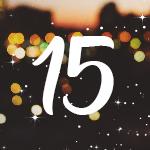 Adventskalender Nummer 15