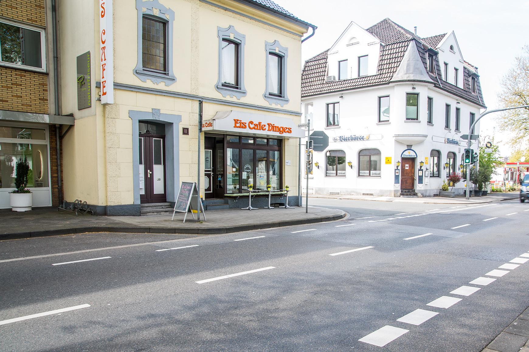 Eiscafe Dinges Hochdahler Straße 111