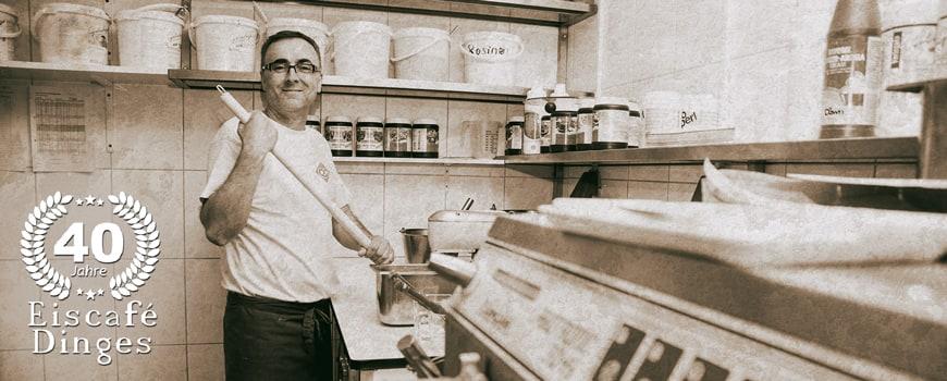40 Jahre Eiscafé Dinges Hilden