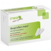 Ibuprofen mea 400 mg Filmtabletten