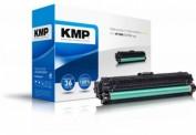 KMP H-T207B Tonerkartusche ersetzt HP 650A (CE270A)