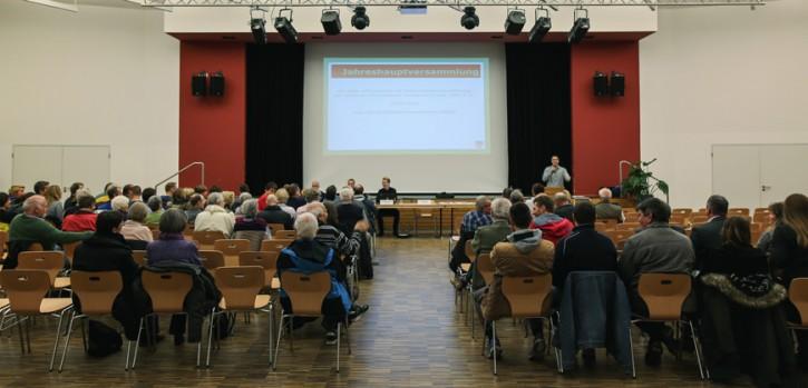 HAT Mitgliederversammlung: Vorstand steht zur Wiederwahl