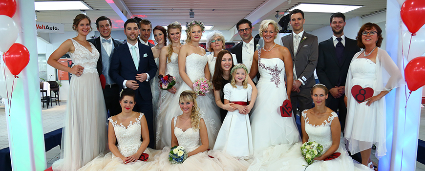 Hochzeitshaus Struck lädt ein zur Langenfelder Hochzeitsmesse