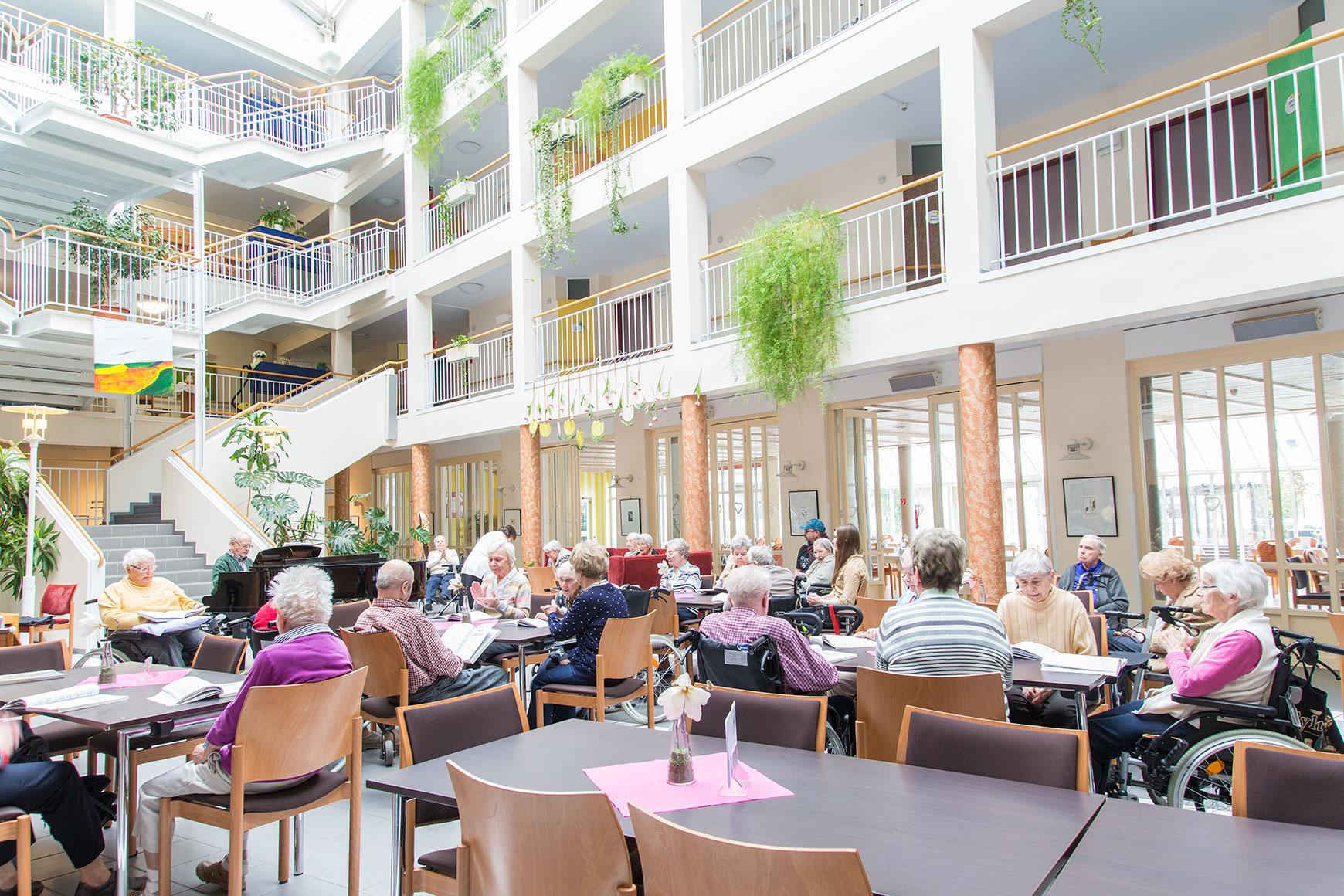 """Gemeinnützige Seniorendienste """"Stadt Hilden"""" GmbH"""