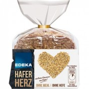 Hafer Herz Brot