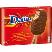 Daim, Oreo, Milka oder Toblerone Eis