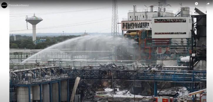 Nach der Explosion in Leverkusen: Wie gefährlich sind die Schadstoffe in der Luft?