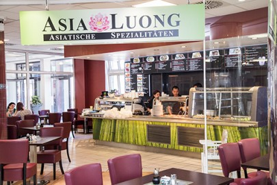 Asia Luong Curry und andere Leckereien