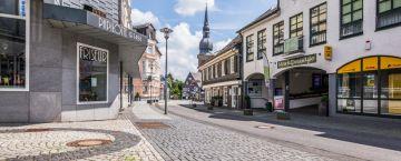 Einkaufen in Wermelskirchen: Marktpassage / Marktplatz