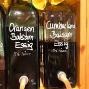 Cumberland Balsam-Essig