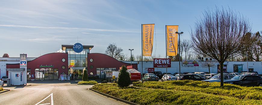 Einkaufen in Rommerskirchen: CAP – Center am Park
