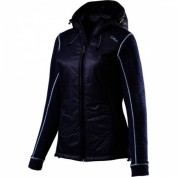 CMP Damen Kapuzensweat WOMAN FLEECE JACKET FIX HOOD