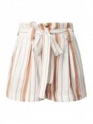 Superdry Desert Stripe Shorts -  Shorts mit Taillengürtel  - Camel