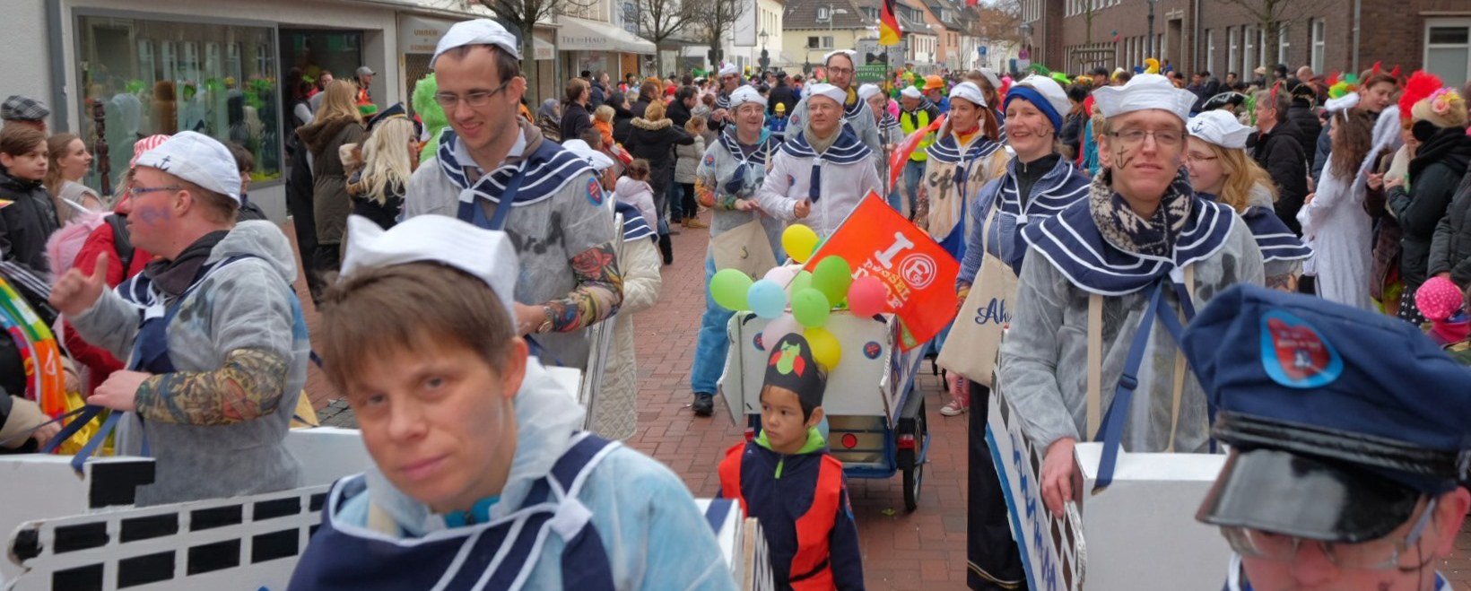 """Karnevalsgruppe """"Een Veedel Monnem am Rhing"""": Wer will mitmachen?"""