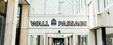 Einkaufen in Ratingen: Die Ratinger Wallpassage