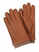 eem-fashion  Handschuhe aus Hirschnappa - Cognac